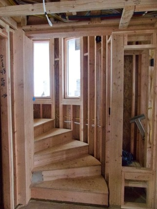Staircase for Tamarack