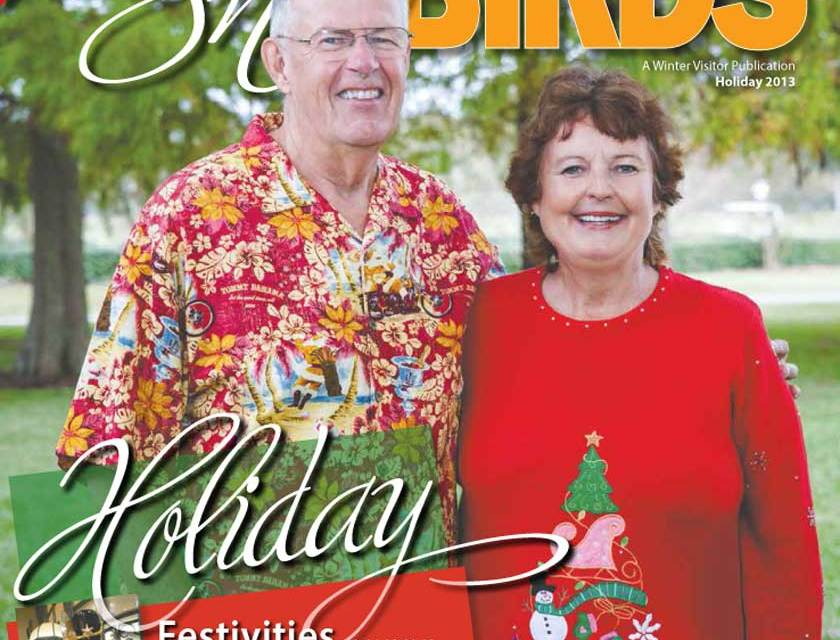 Cover Couple: Holiday Edition 2013