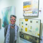 Finding your passion: Artist stays young with tennis and art