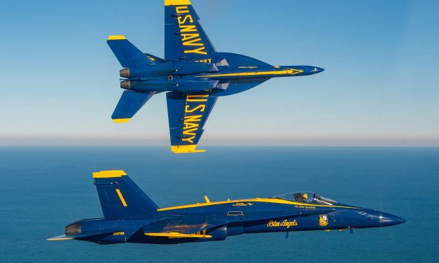 July 7-10: Blue Angels fly the Pensacola Beach Air Show