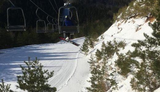 野辺地のまかど温泉スキー場に行ってきた!2016年12月18日