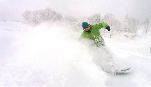 スノーボードのバックフリップってかんたん? 初めての人は頭からツッコむから注意!