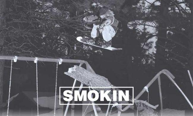 18-19年 SMOKIN