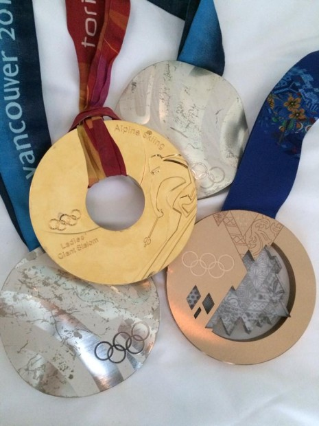 Squaws Julia Mancusos 4 Medals From 3 Olympics Most