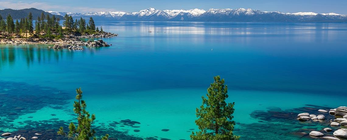 Lake Tahoe Truckee Town