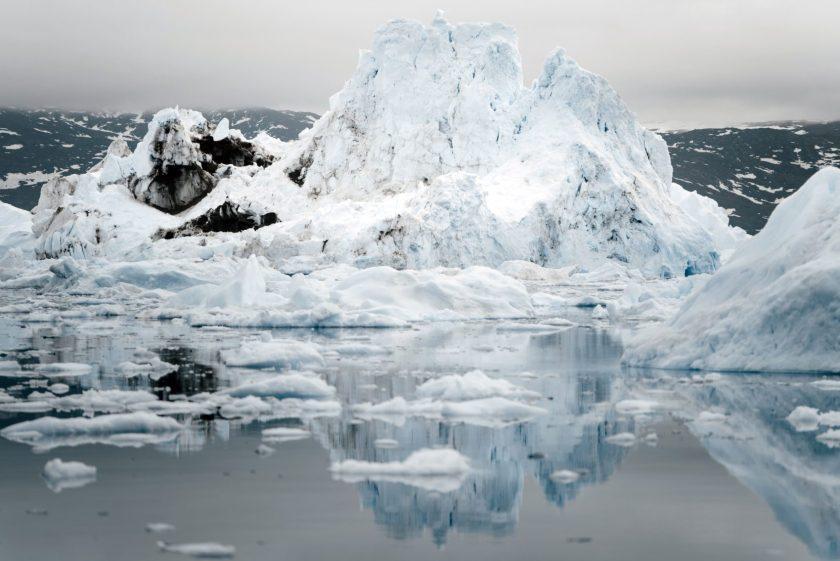 climate change, iceberg, Greenland