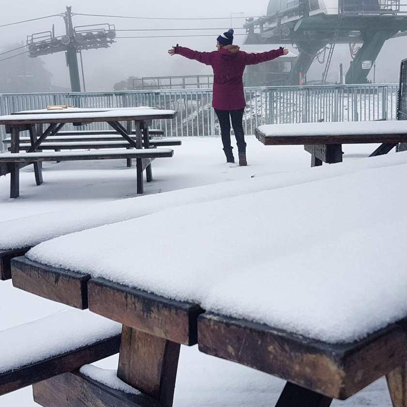 Australia, down under, forecast, snow, winter 2019