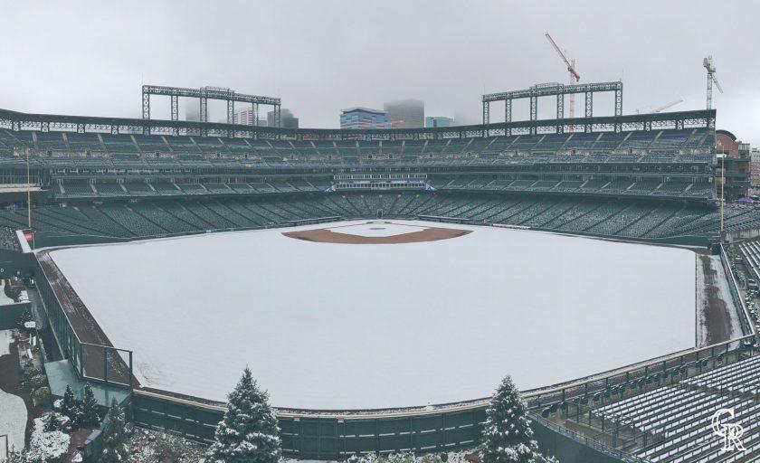 Denver, latest snow, snow, may, colorado