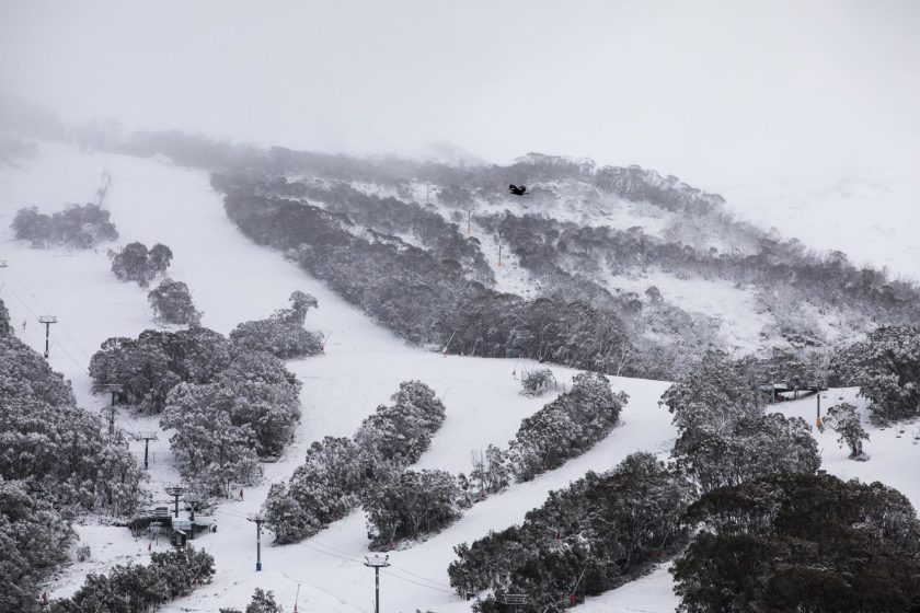 Australia, down under, forecast, snow, winter 2019