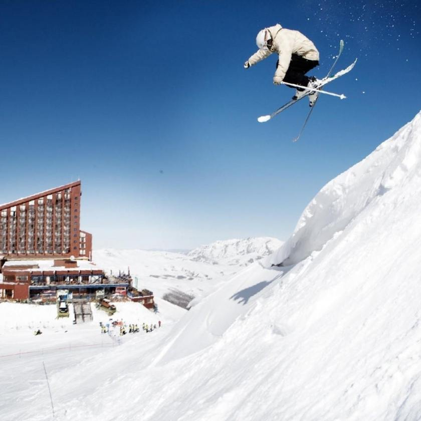 South America, valle nevado, chile, argentina