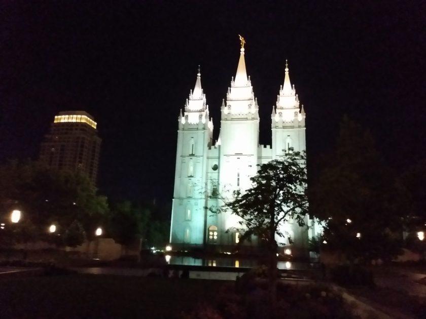 Fun way to sight see in Salt Lake City