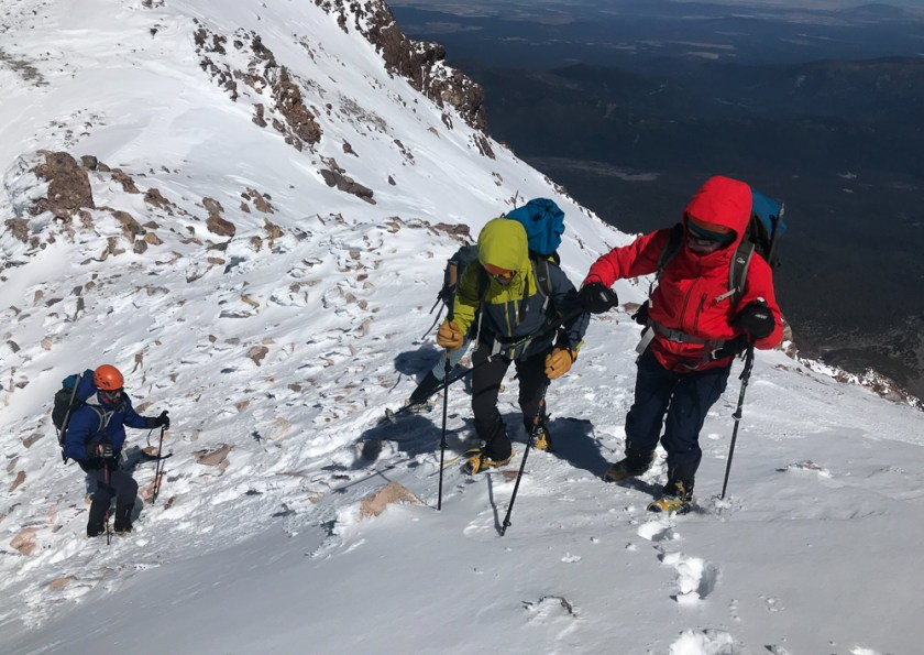 Pinnacle of Mt. Shasta