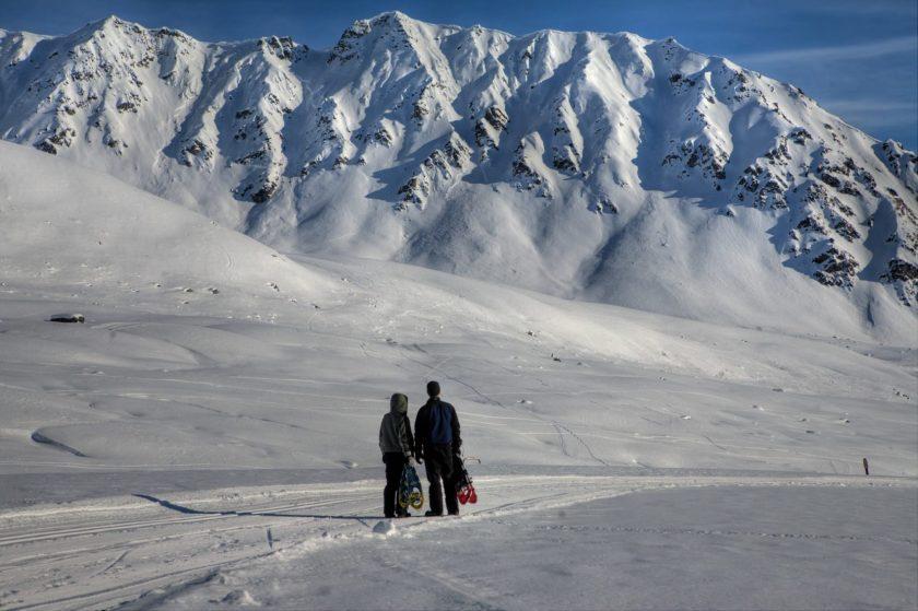 alaska, Heli-skiing, Hatcher Pass, permit,