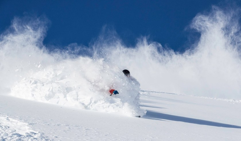 Wettest year for Squaw Valley
