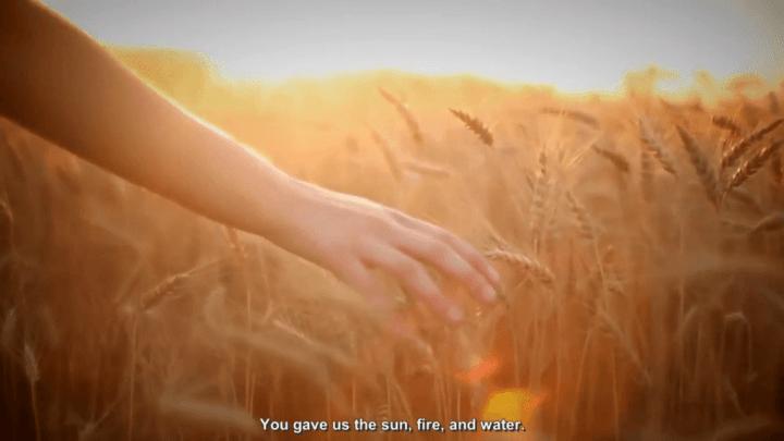 Карина Вестова и Диана Козакевич - Молитва о Мире [English Subtitles] 1