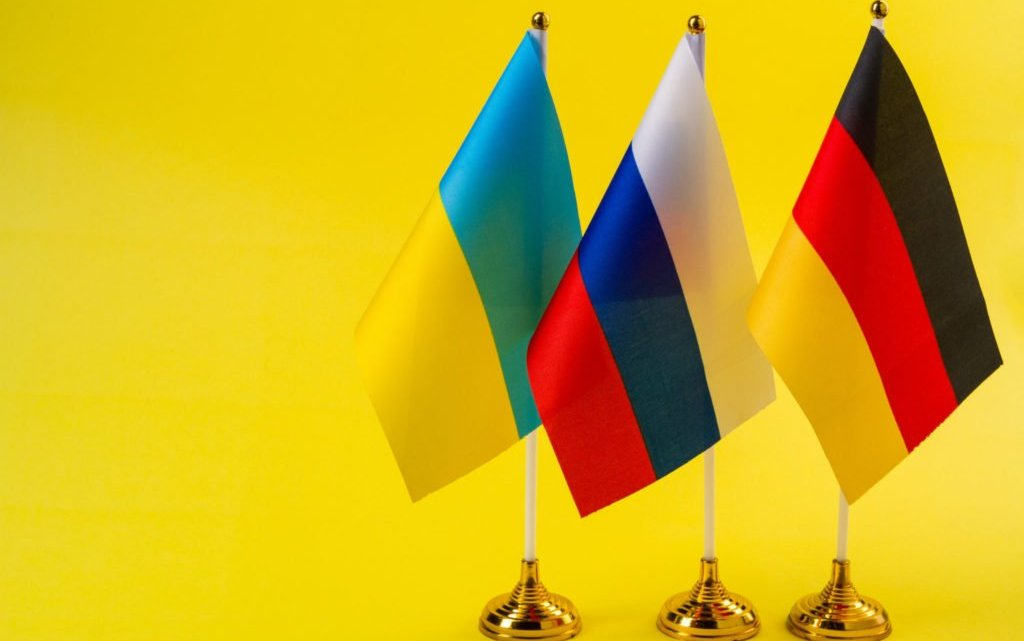 The Russian and German ignorance regarding Ukraine, SnowCalmth