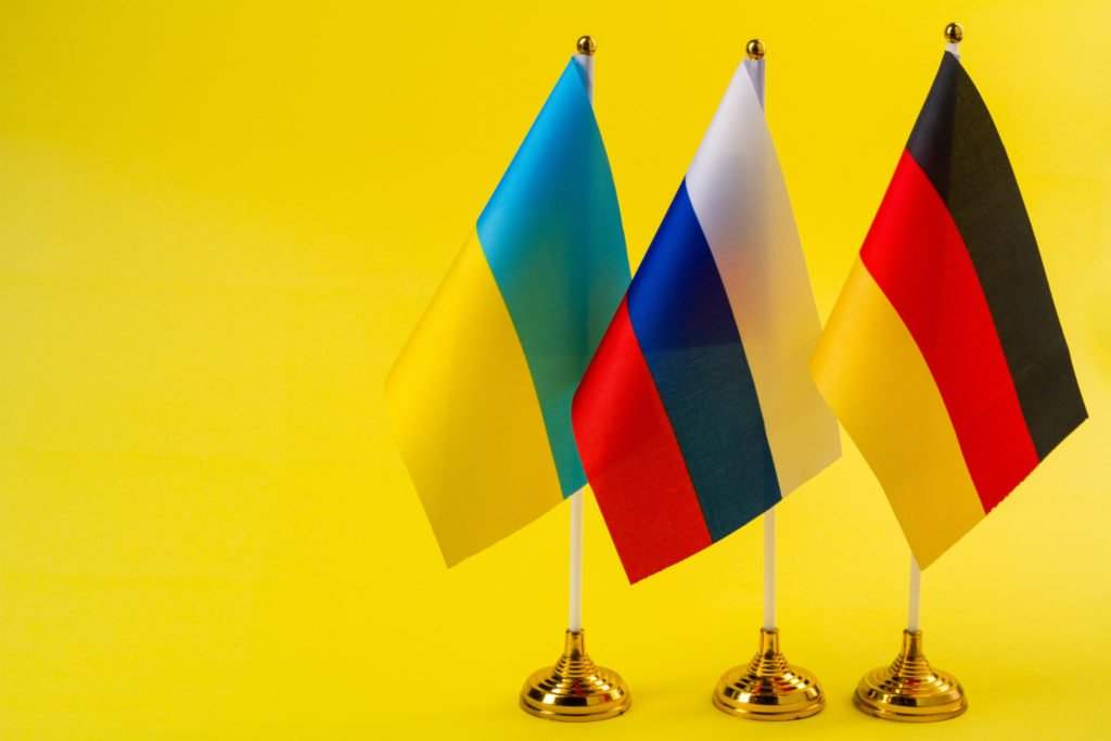 The Russian and German ignorance regarding Ukraine 1