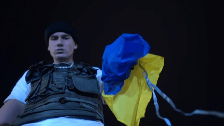 Tricky Nicki - Ride for Ukraine [With Subtitles] 1