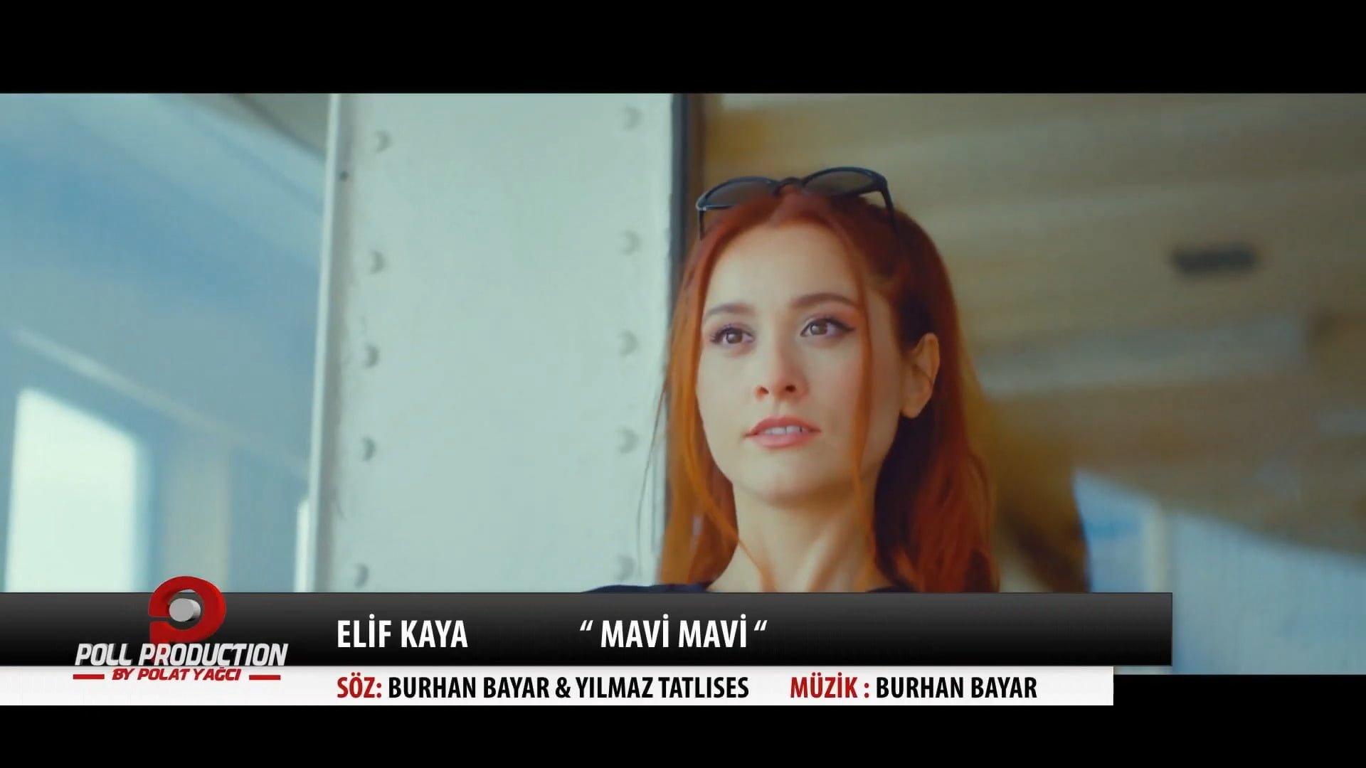 , Elif Kaya – Mavi Mavi (İbrahim Tatlıses Remix) [English Subtitles], SnowCalmth