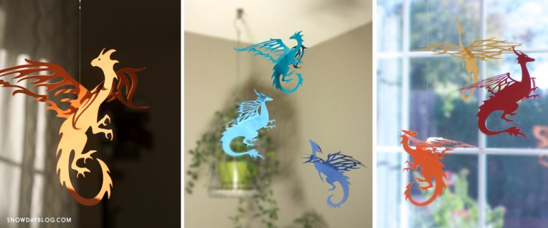 Dragons 3 Panel