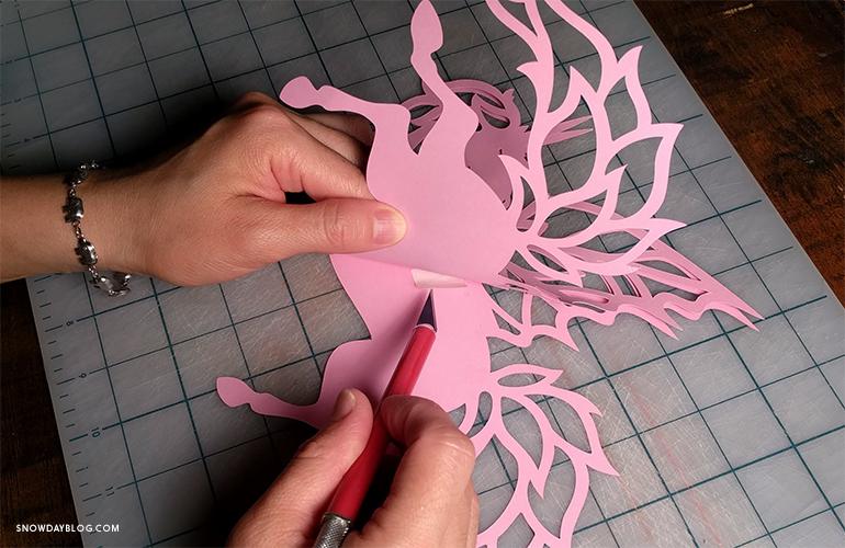 DIY Unicorn Tape Remove