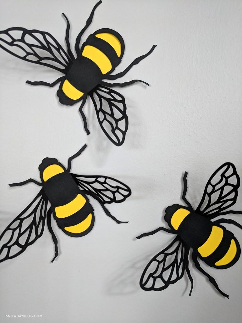 Bees Threes