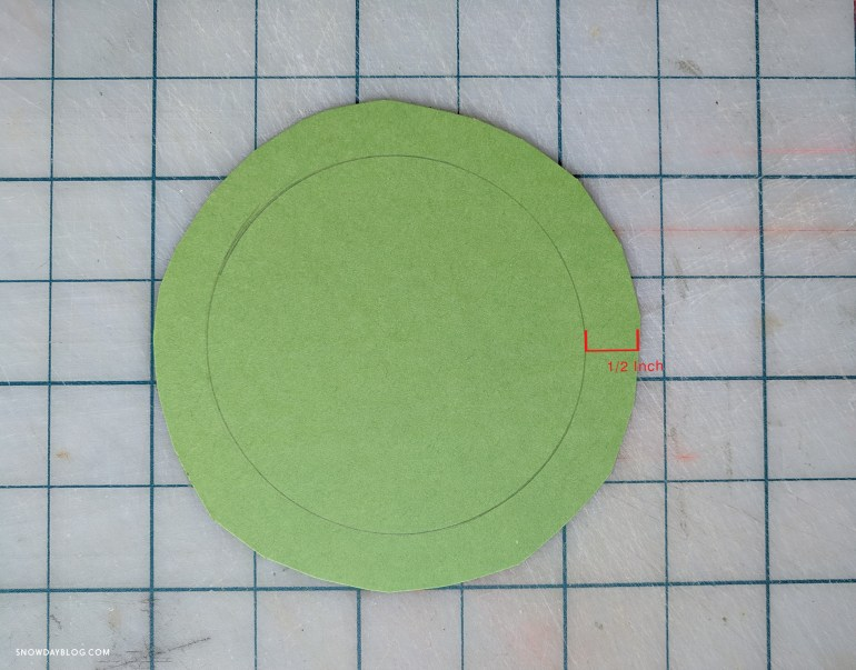 PaperPlant CutCircle2