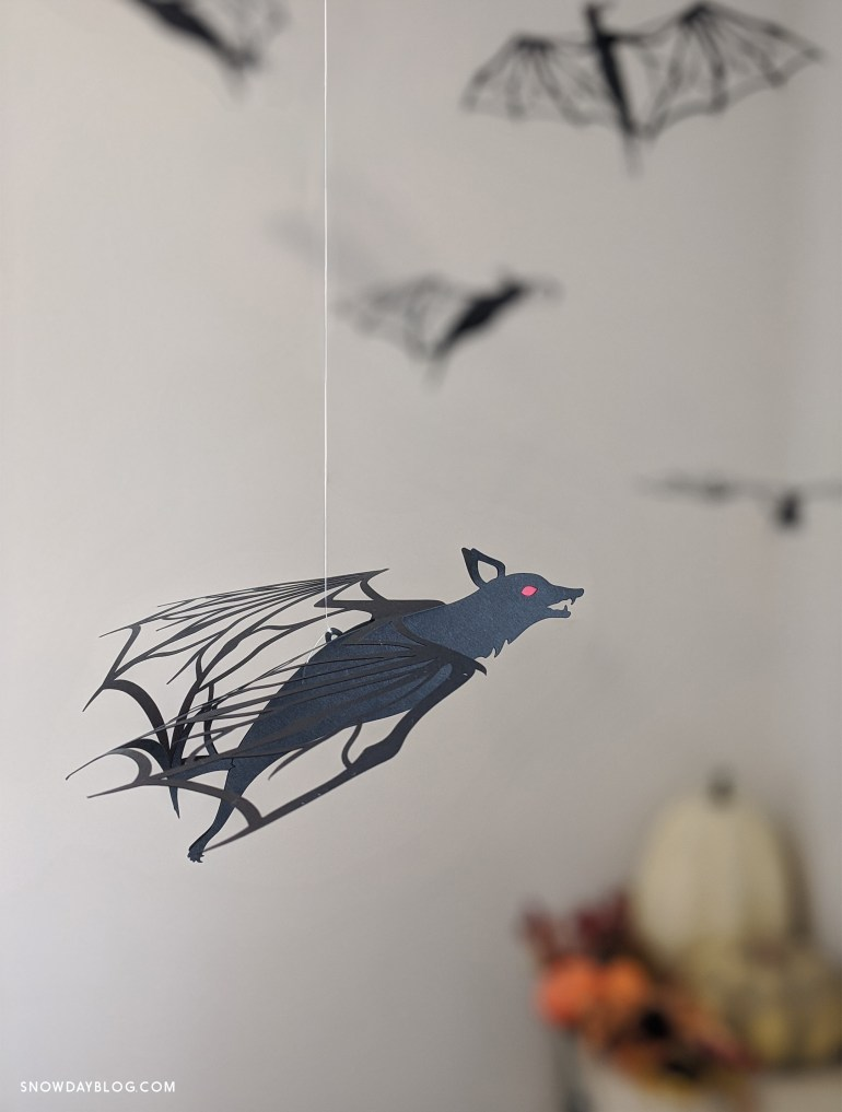 bat home decor