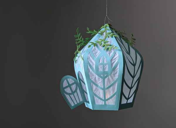 Fairy House SVG side view