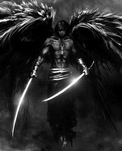 Warrior Angel by ~DeathDealer305