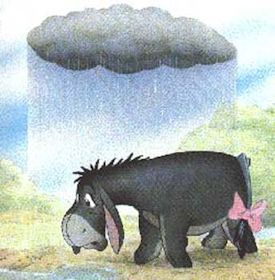 Eeyore - The Many Adventures of Winnie the Pooh (1977)