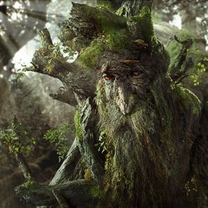 Treebeard - Lord of the Rings, The Two Towers (2002)