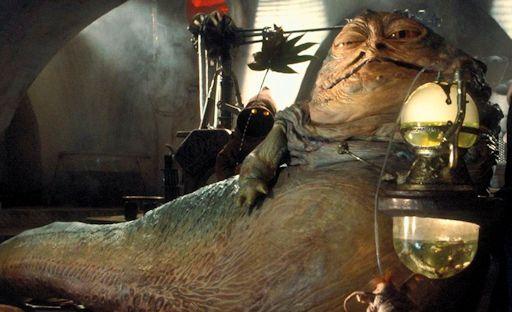 Ababba oowa dooabba combo platter. ~ Jabba the Hut