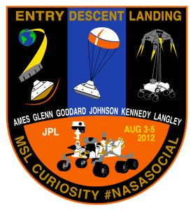 NASA Social Mission Patch