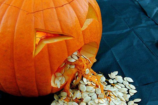 Sick Pumpkin