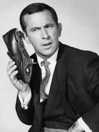 Agent 86, Maxwell Smart 1965.