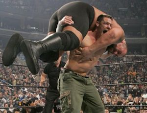 Wrestlemania XX: John Cena vs. Big Show