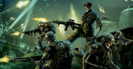 The Zombie Apocalypse. It's nothing new.