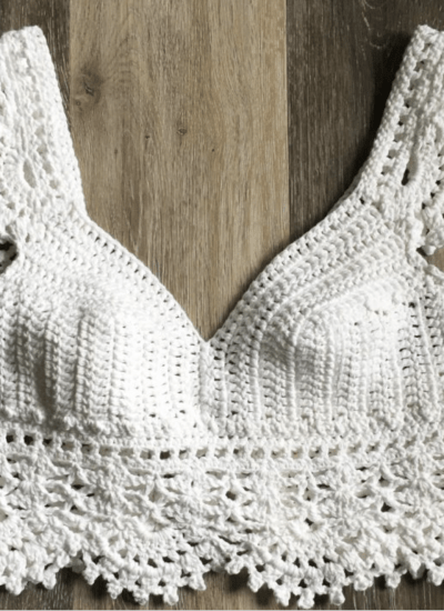 free summer top patterns Archives - Snowflake Crochet