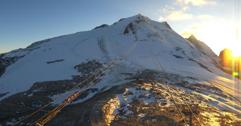Le glacier de Tignes est ouvert