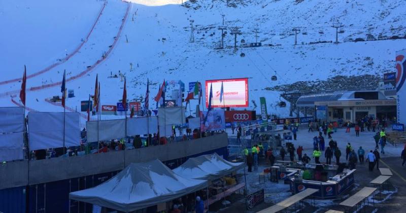 Ouverture de la Coupe du Monde de ski alpin à Sölden