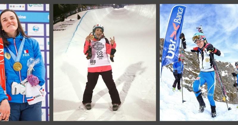 Les Marie du ski français au firmament!