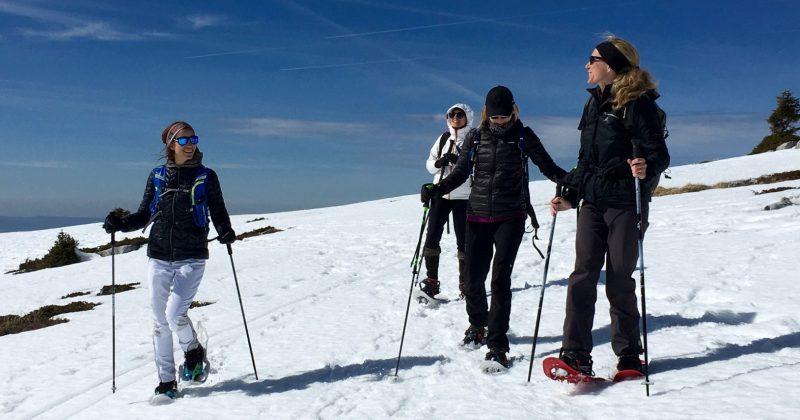 Test : Raquettes à neige Symbioz de TSL Outdoor