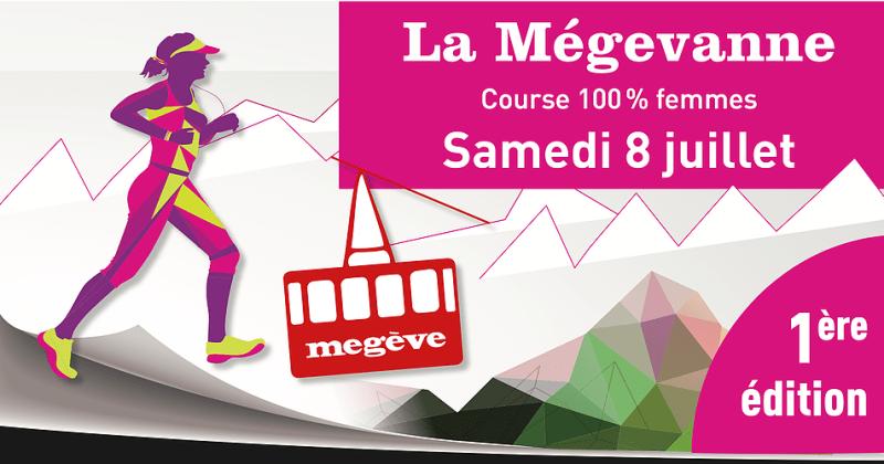 La Mégevanne, le trail 100% femmes!