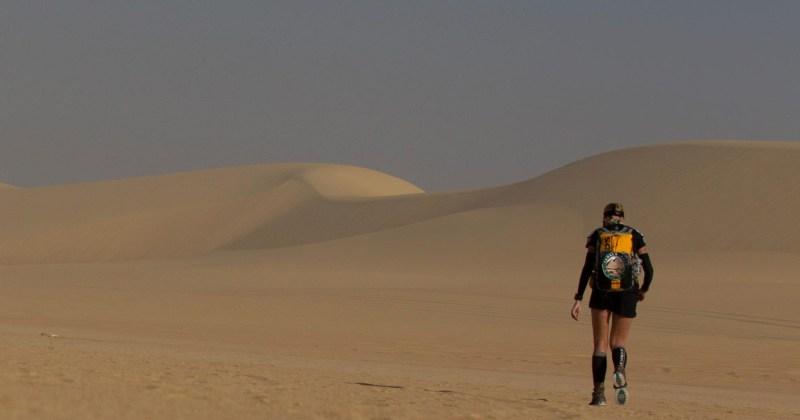 Il faut parfois se perdre dans le désert pour se trouver…