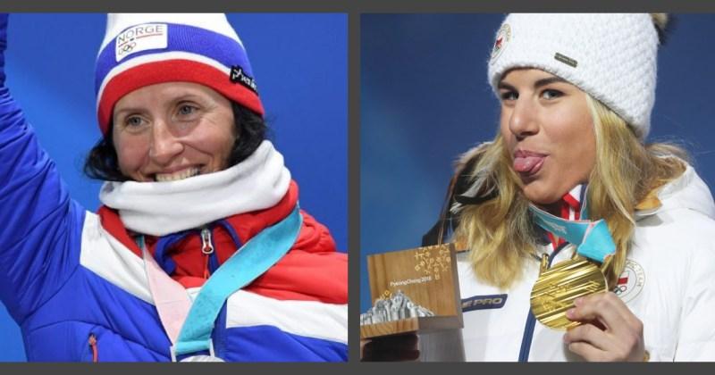 Jeux d'hiver : les 2 plus grands athlètes de tous les temps sont des femmes