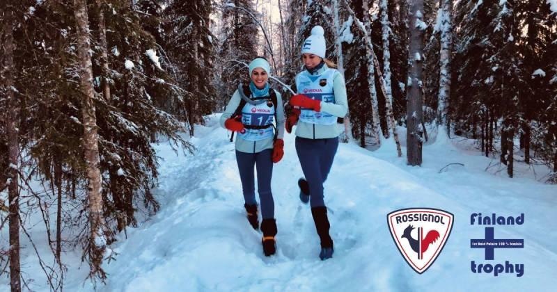 Gagnez 2 places pour le Finland Trophy 2019, le raid 100% femmes