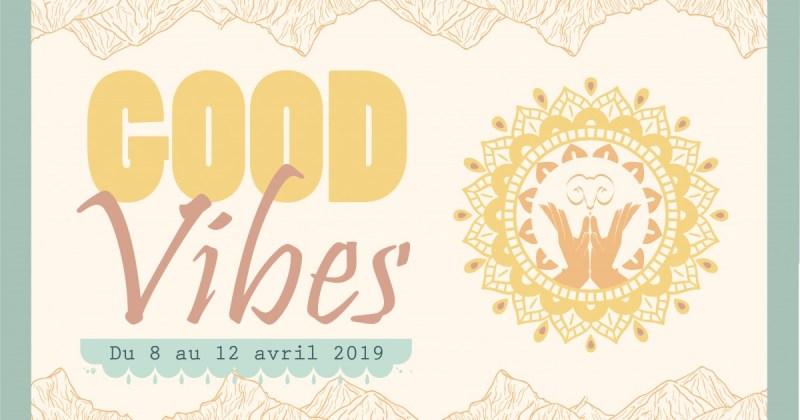 En avril, on fait le plein de Good Vibes à La Clusaz