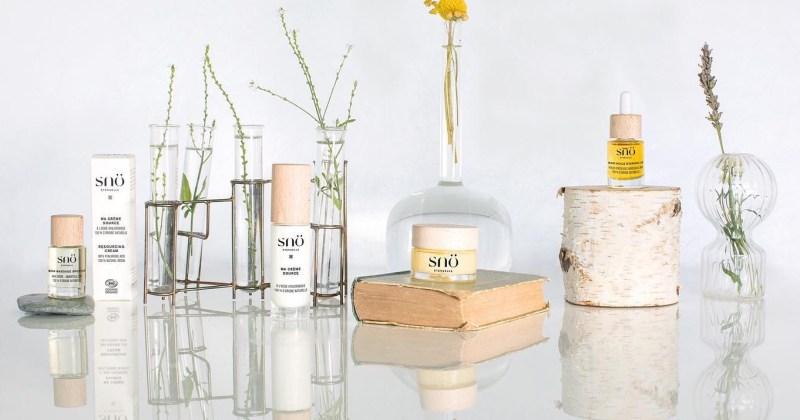 Prenez soin de votre peau avec les cosmétiques 100% naturels Snö Eternelle