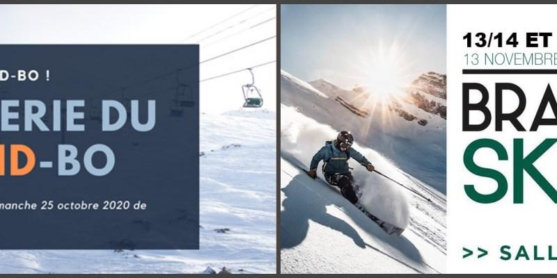 Équipement de ski à prix réduit aux braderies des Aravis!